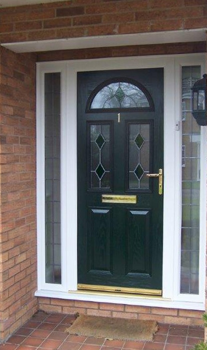 Upvc Doors In A Range Of Colours And Styles Elglaze Ltd