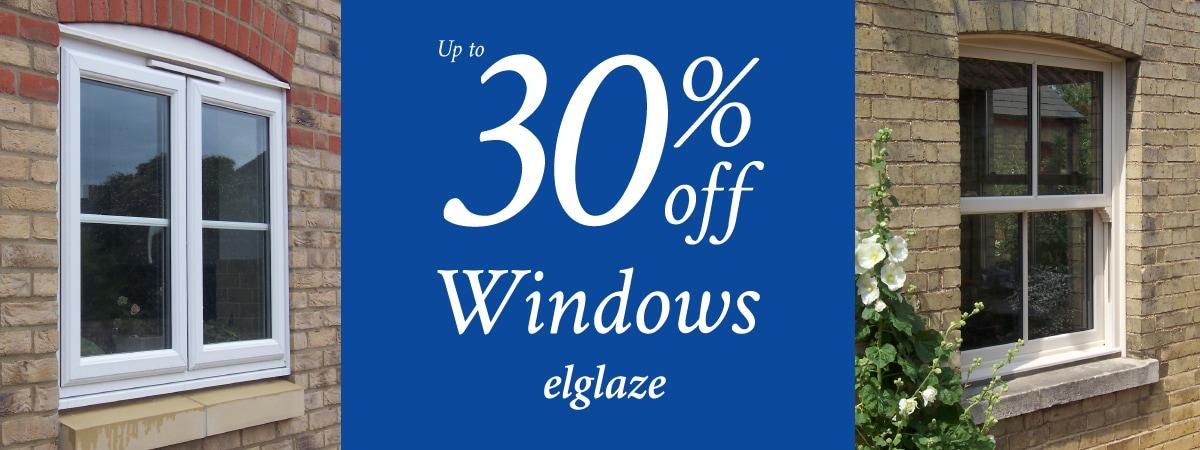 30% Off Windows