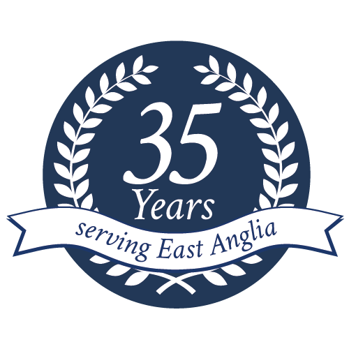 Serving East Anglia for over 35 Years