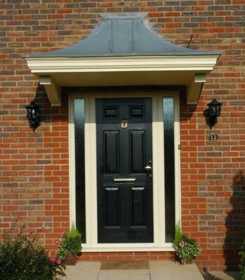 Over Door Canopies Elglaze Ltd