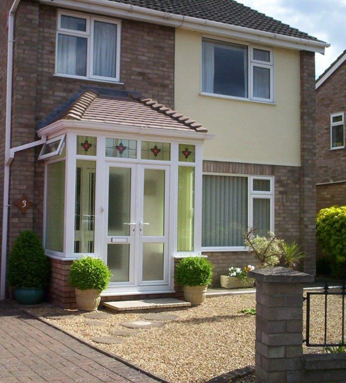 Porches Available From Elglaze Ltd