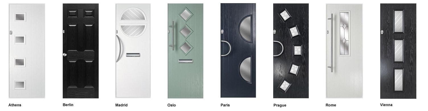 Continental Composite Doors & Composite Doors - Elglaze Ltd Pezcame.Com