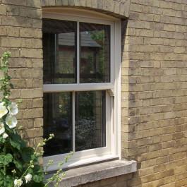 Cream Window 4