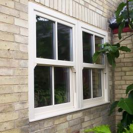 Cream Window 3