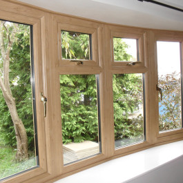 Irish Oak Window 3