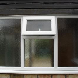 White Window 25