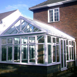 Gable Conservatory 5