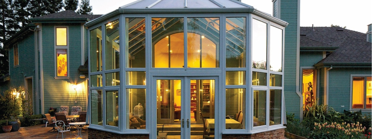 Create your dream conservatory lifestyle with elglaze for Adding a conservatory