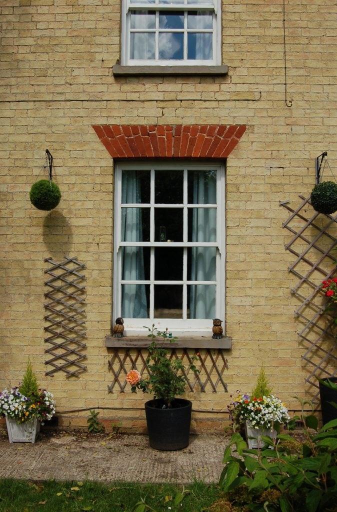 Fruit Farm - Back Sliding Sash Window