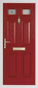 Alder 2 Red door