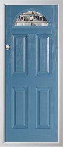 Ash Duck Egg Aspen door