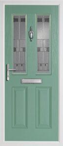 Birch Chartwell Green door