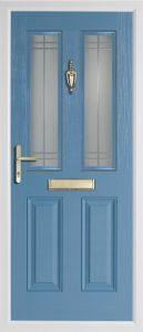 Birch Duck Egg Blue door