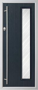 sovereign cumbria anthracite grey stripes