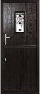sovereign stable door black aspen