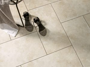 Camaro Flooring With Grouting Effect