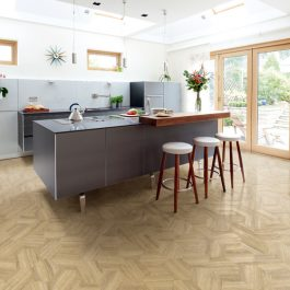Kitchen diner with Camaro Flooring